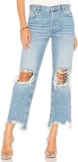 Free People Women's Maggie Straight Leg Jeans