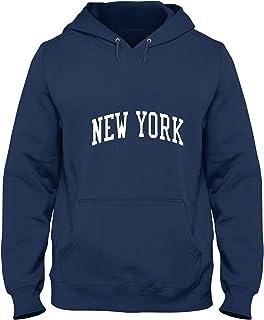 fef27e03b6d659 Amazon.fr : New York - Sweats à capuche / Sweats : Vêtements