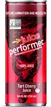 Juice Performer Tart Cherry Juice 8.4 Fl. Oz. Can (12 Pack)