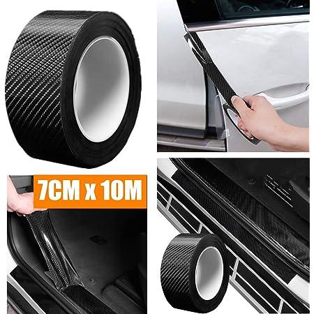Carbonfolie Auto Sto/ßstangenschutz Edelstahl 5902538947978 einteilig