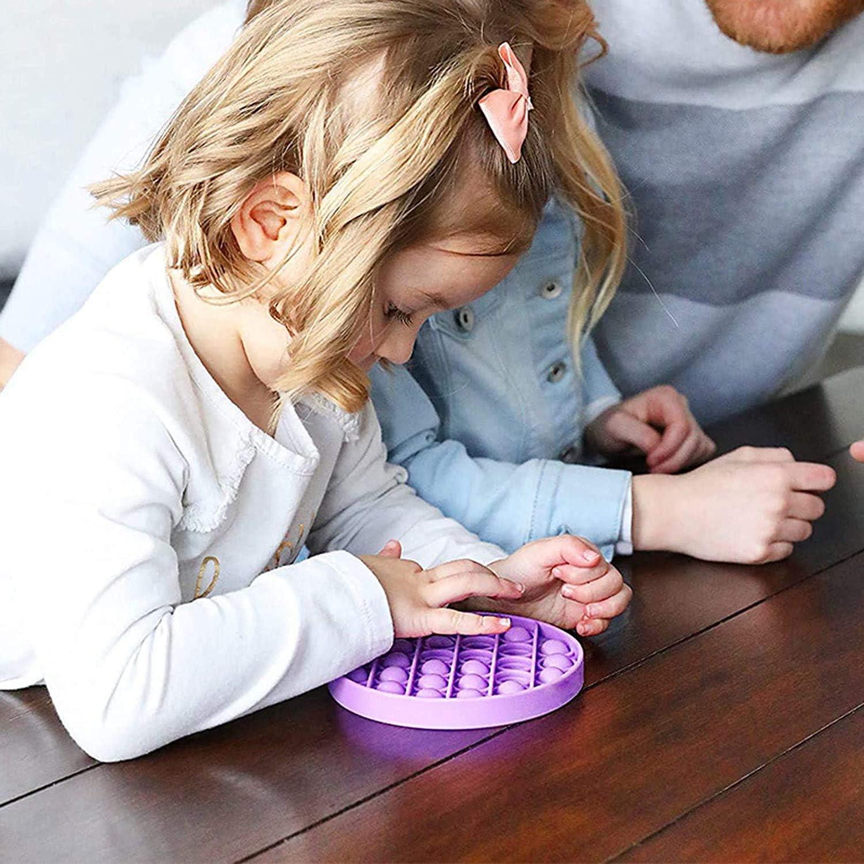 Push Pop Sensory Fidget Toy