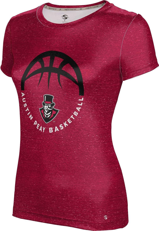 ProSphere Austin Peay State University Basketball Girls' Performance T-Shirt (Heather)
