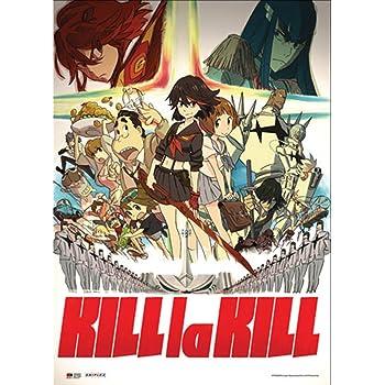 4456 Kill La Kill anime Home Decor Poster Wall Scroll