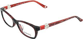 Versace VE3164A - 989 Eyegalss Frame RED HAVANA w/DEMO LENS Lens 53mm