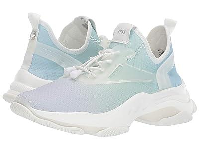 Steve Madden Myles Sneaker (Blue Multi) Women