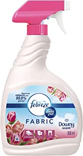 Febreze Fabric Refresher Spray, Downy Scent, 800ml