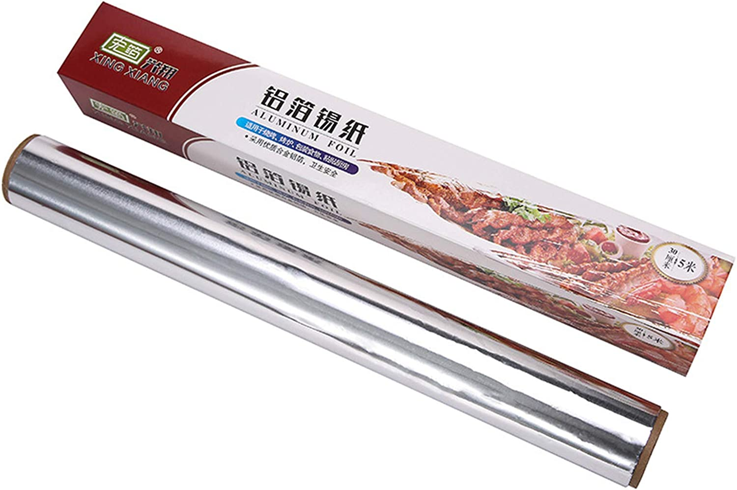 5% OFF Genuine Multiple Specifications-Baking Parchment Roll Foil Sta Aluminum