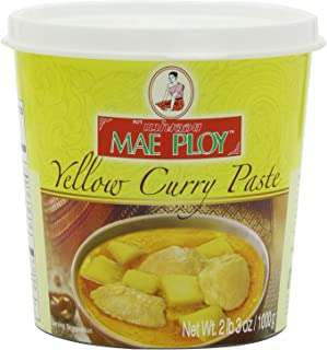 Mae Ploy Yellow Curry Paste, Large, 35-Ounce