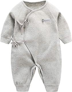 Fairy Baby Unisex Newborn Baby Boys Girls Outfit Cotton Butterfly Janpanese Kimono Romper