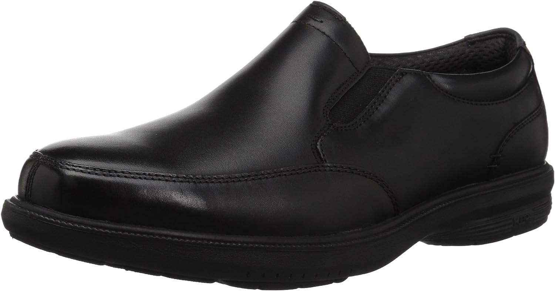 Nunn Bush Hommes's Martone Slip Loafer, noir, 10 W US