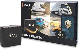 4G GPS Tracker für Auto und Fahrzeuge, Vehicle Finder 1.0 von PAJ GPS, Direktanschluss 10 30 V, neueste Technologie, weltweite Live Ortung per App