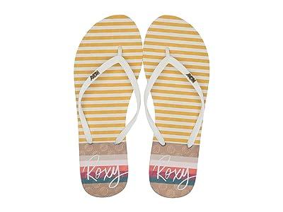 Roxy Viva Stamp II (Mustard) Women