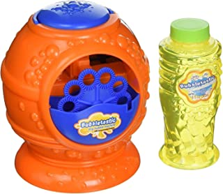 Bubbletastic Bacon Bubble Machine for Dogs and Kids - with Free 8oz. Bottle of Bacon Bubbles!