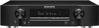 Marantz AV Audio & Video Component Receiver Black (NR1508) (Discontinued by Manufacturer)