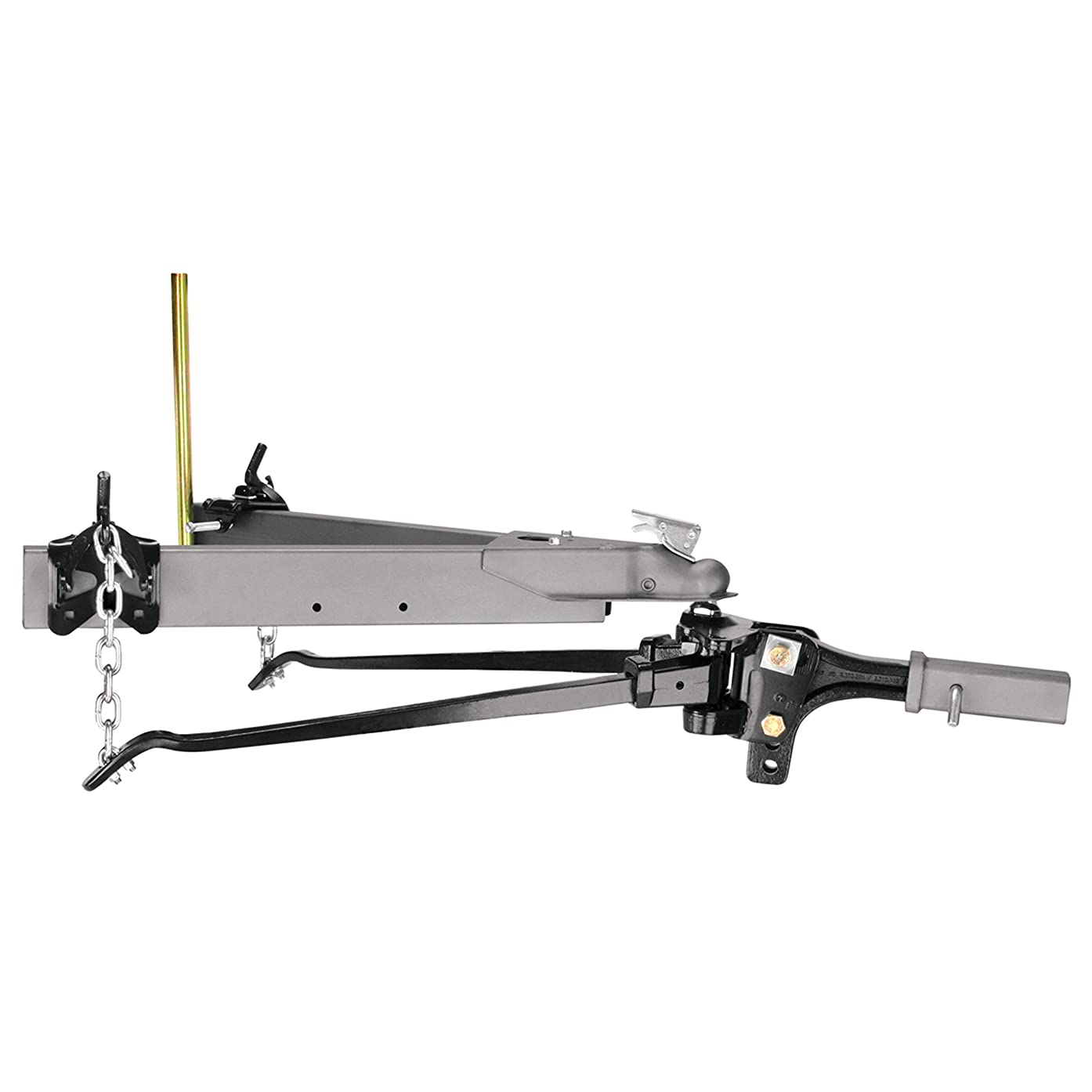 Reese 66540 Reese High-Performance Trunnion Kit with Adjustable Hitch Bar - 600 lbs.