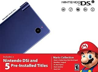 Nintendo  DSi  Bundle - Metallic Blue