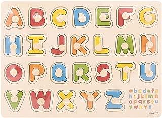 Canoe Big Letters Alphabet Puzzle - MWZ-701