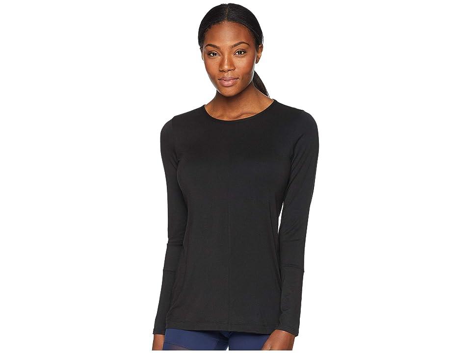 ExOfficio Galiano Long Sleeve (Black) Women