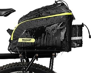 Equipo Unisex de Ciclismo de Larga Distancia al Aire Libre con Gran Capacidad EverGreenPro Bolsa de Bicicleta de Alforja Trasera para Viaje