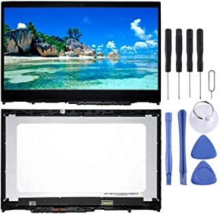携帯電話の交換用LCDの画面 3840 x 2160 for Lenovo Ideapad Flex 5-15 /ヨガ520のためのフレームとUHD LCDスクリーンとデジタイザ全体の組み立て 電話LCDディスプレイ