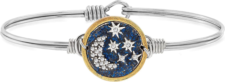 Luca + Danni   Starry Night Bangle Bracelet For Women Made in USA
