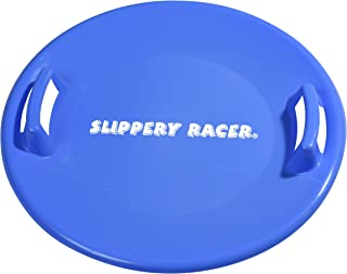 Slippery Racer Downhill Pro Saucer Disc Snow Sled