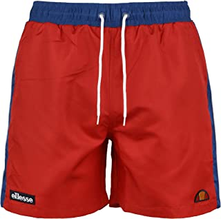 ellesse Genoa Swim Shorts red