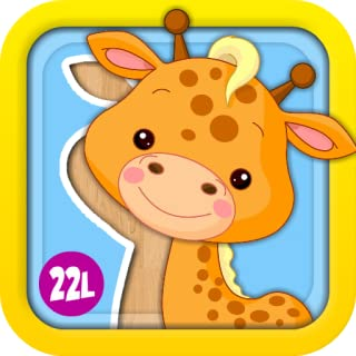 Kids Animated Puzzle -Toddlers