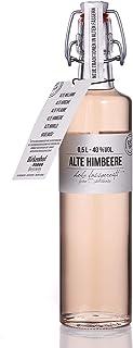 BIRKENHOF Brennerei | Alte Himbeere - feine holzfassgereifte Spirituose | 1 x 0,5l  - 40 % vol.