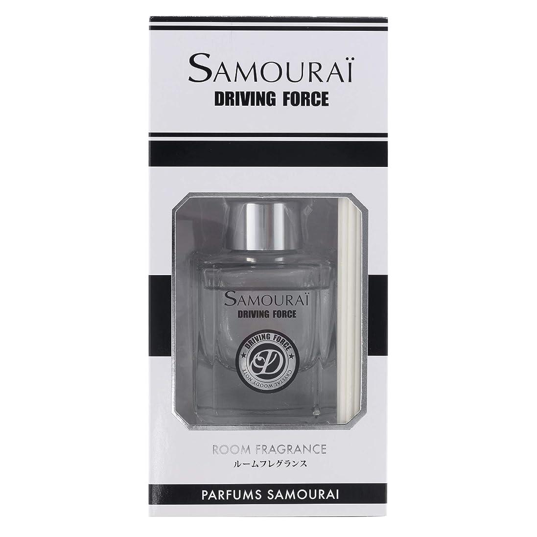 マチュピチュ妥協くるみサムライ ドライビングフォース ルームフレグランス 60ml 香る男の新定番「サムライ ドライビングフォース」の香り