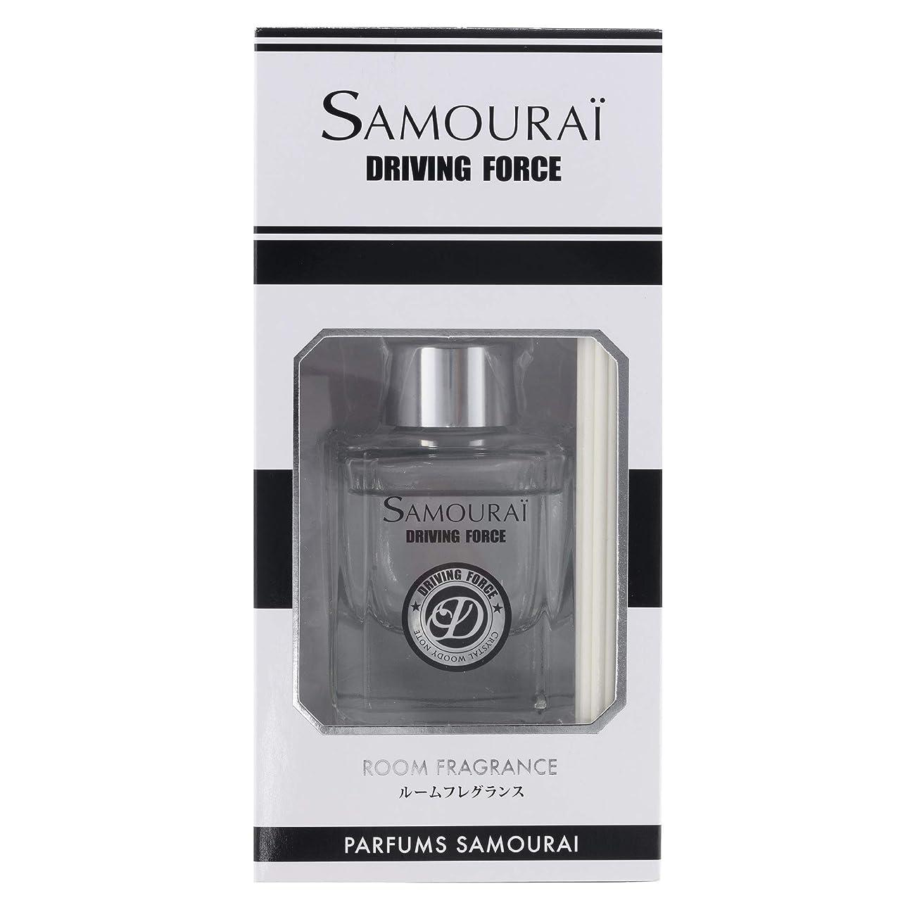 損なう接続詞入学するサムライ ドライビングフォース ルームフレグランス 60ml 香る男の新定番「サムライ ドライビングフォース」の香り