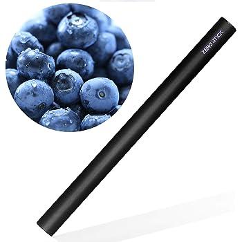 ZEROSTICK ゼロスティック 電子タバコ 禁煙成功者より多数の声! 強メンソール 水蒸気 使い捨て 全5フレーバー (トリプルメンソールミントxブルーベリー)