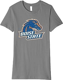 Boise State BSU Broncos Women's NCAA T-Shirt bsub5000