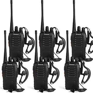 Uhf Radio Channels