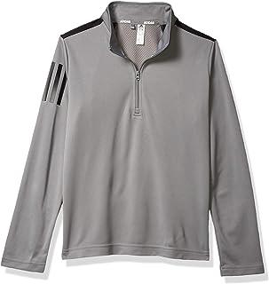 adidas Golf 3-stripes Pullover