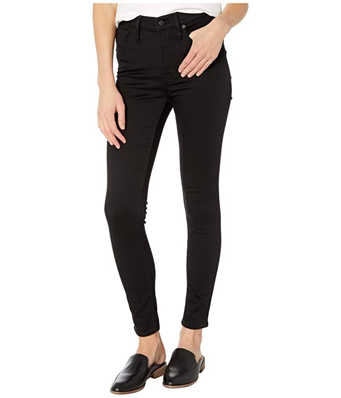 Madewell  10 High-Rise Skinny Jeans in Carbondale Wash (Carbondale Wash) Womens Shorts