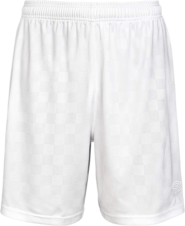 Umbro Rare Men's Checkered Short Lowest price challenge