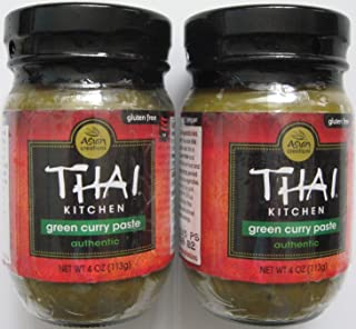 Thai Kitchen Green Curry Paste - 2 pack