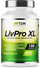 Liver Pro – 120 Capsules – UK Made Liver Support Supplement – Liver Tablets – 15x Natural Active Ingredients – Massive 8 Week Supply – Premium Quality Estimated Price : £ 17,99