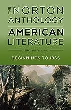 The Norton Anthology of American Literature (Shorter Ninth Edition) (Vol. Volume 1)