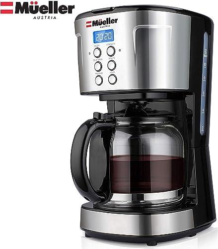 Filtro para cafetera Rojo met/álico Moccamaster