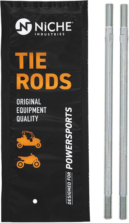 NICHE Tie Rod Chicago Mall for Kawasaki 39111-1112 Mule 500 Max 74% OFF