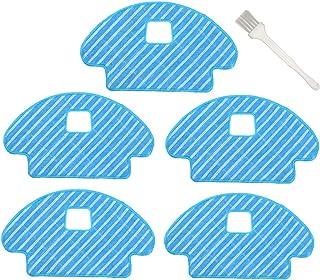 Sweet D moopping Cloth kompatybilny z ECOVACS DEEBOT OZMO 930 Robotics DG3G-KTA Buddy części zamienne, 5 szt.