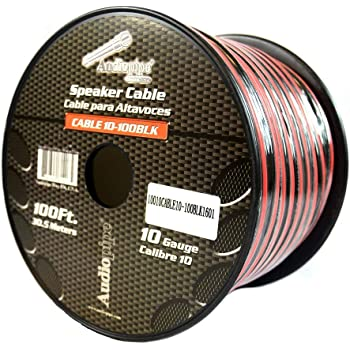KnuKonceptz CL2//CL3 Audiophile in Wall 10 Gauge OFC Speaker Wire 250 10//2 AWG