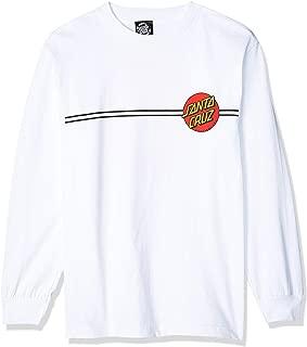 NHS Santa Cruz Classic Dot Men's Long Sleeve T-Shirts