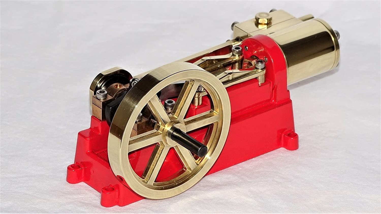 Single Cylinder Mill Model Steam Engine Kit