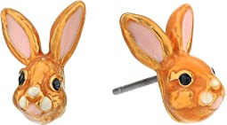 Desert Muse Bunny Studs Earrings