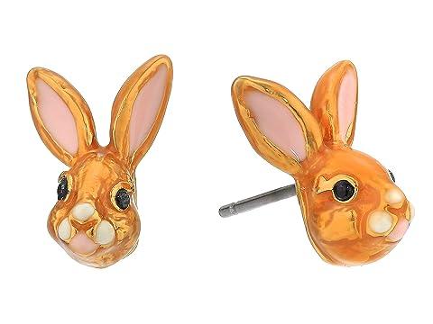 Kate Spade New York Desert Muse Bunny Studs Earrings