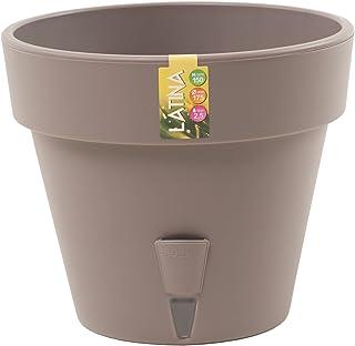 Santino Self Watering Planter Latina 6.9 Inch Shade Flower Pot