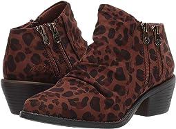 Brown Autumn Leopard Micro Deluxe